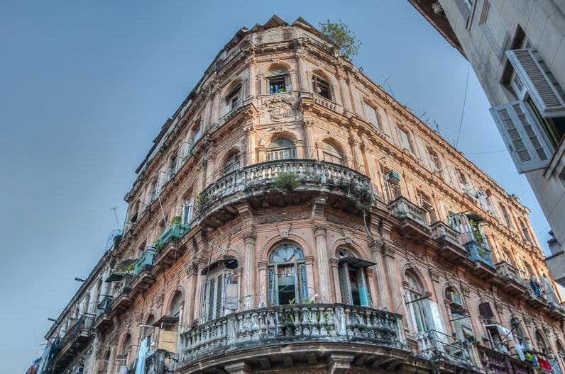 Кубинская архитектура