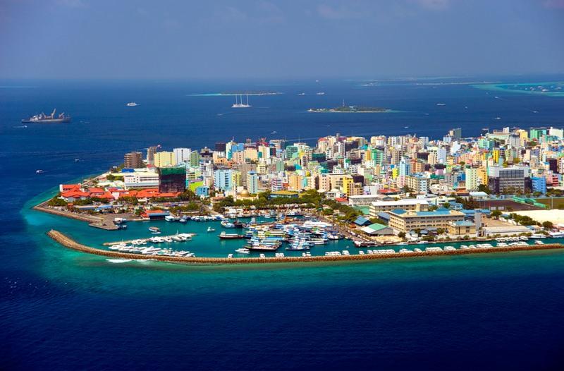 Мале - столица Мальдивских островов