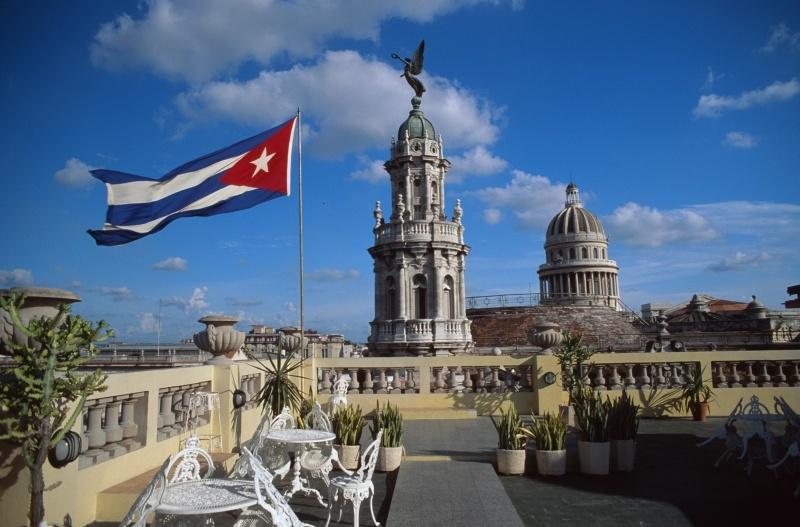 Столица Кубы - Гавана