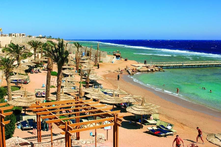 пляж Шарм Эль Шейх