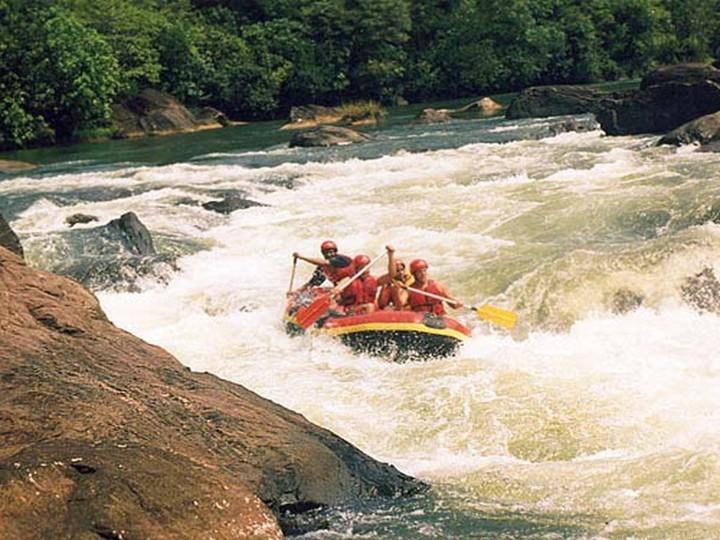 сплав по реке Шри ланка