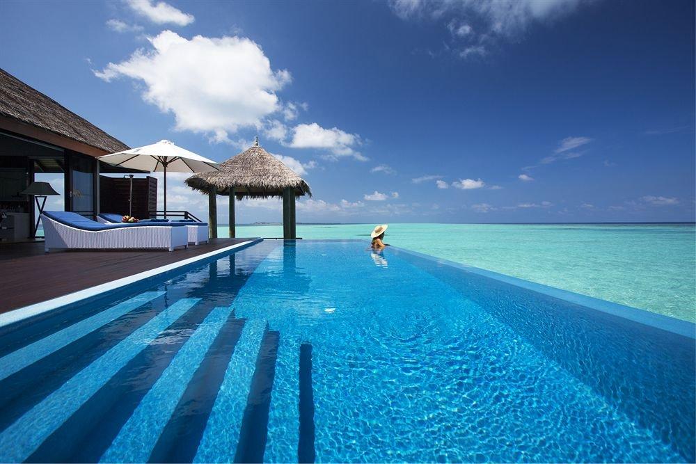 5-звездочный отель, Мальдивы
